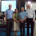 Clergy team at Barneys